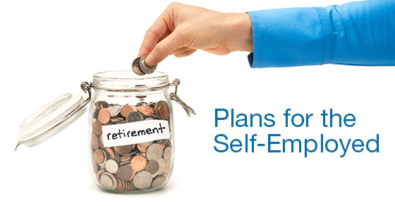 Retirement savings opportunity for the self employed