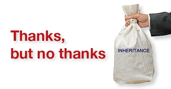 inheritance bag