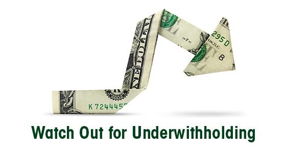 underwithholding